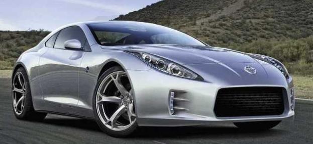 ニッサン・フェアレディーZのモデルチェンジ情報:新型Z35はVG型とメルセデス製エンジンを搭載しスープラやRX-7と ...